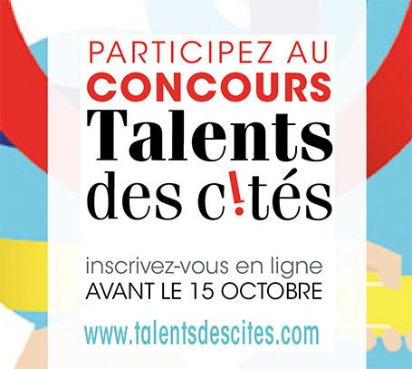 Talents-des-cites-2018 - Une