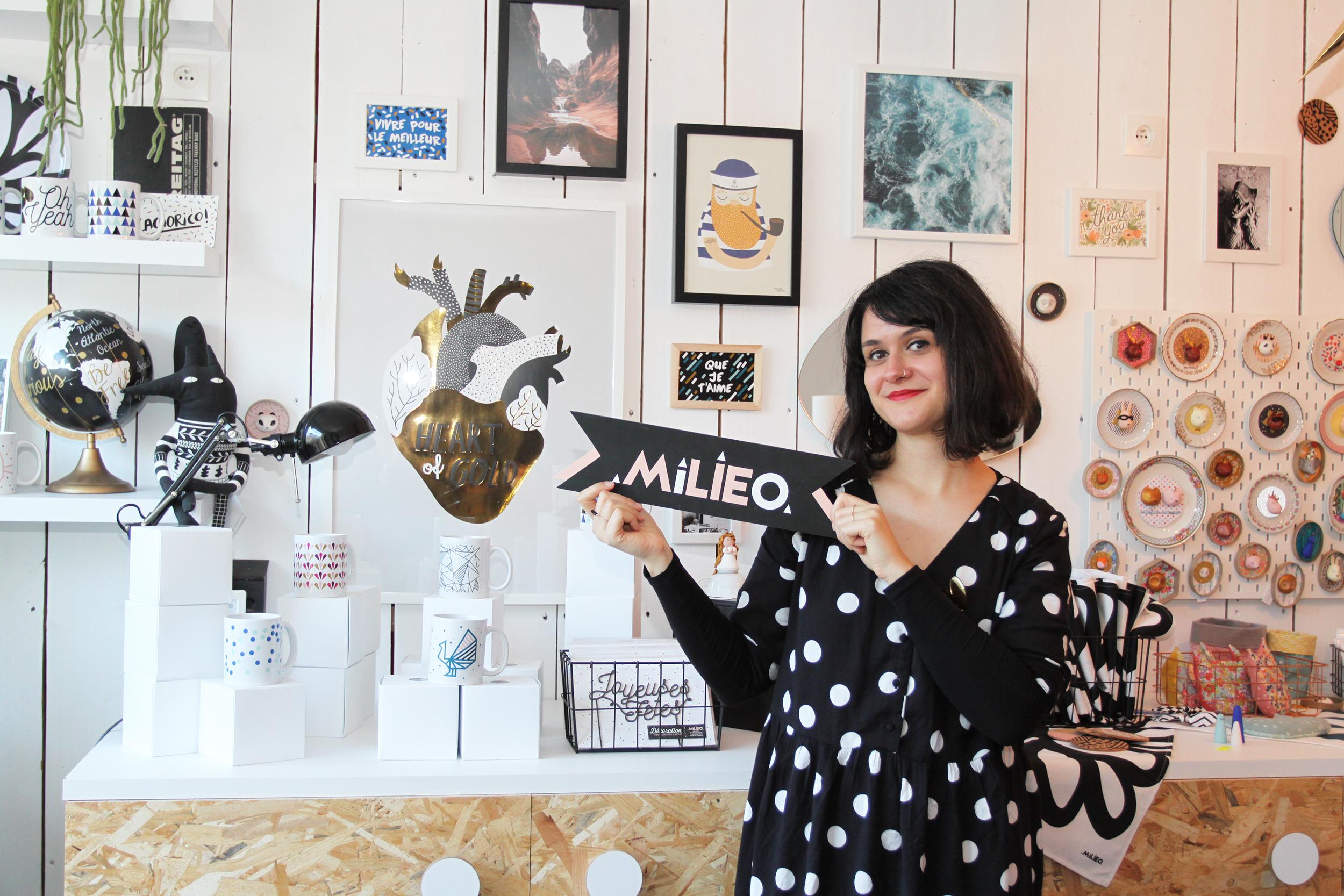 Histoire extraordinaire de la marque MilieO à Dury, projet accompagné par Bge Picardie